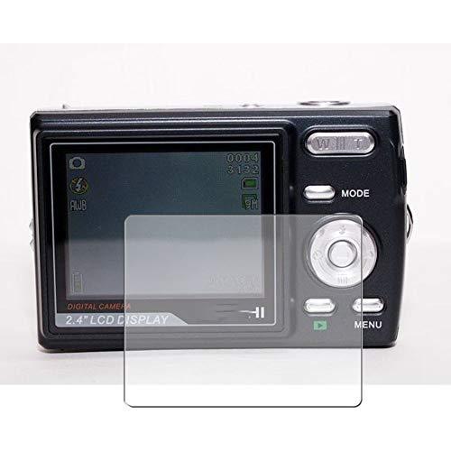 Vaxson 3 Stück Anti Blaulicht Schutzfolie, kompatibel mit Hitachi Digital Camera HDC-901, Displayschutzfolie Anti Blue Light [nicht Panzerglas]