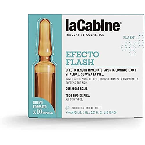 LaCabine BF-8435534402792 Ampollas Efecto Flash 10 x 2 ml -