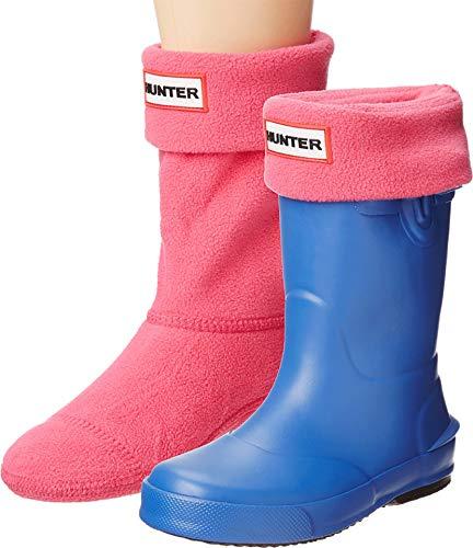 Hunter Kids Boot Sock Fuchsia Textile L / 32-34 EU