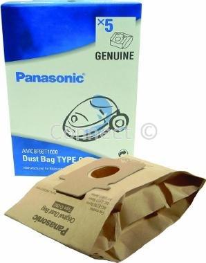 Panasonic C20E Staubsaugerbeutel (5 Stück) Typ: C20E Papier Staubsaugerbeutel (Typ: Panasonic C20E,)