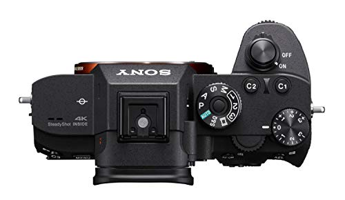 Sony a7R III Mirrorless Camera: 42.4MP Full Frame High Resolution Interchangeable...