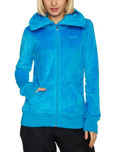Quiksilver Roxy Welcome - Sudadera para Mujer, tamaño S, Color Azul