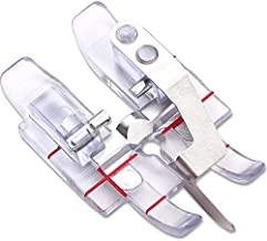 DREAMSTITCH 820882096 Snap On Clear Ditch Quilting Presser Foot for Pfaff Sewing Machine Sewing Machine - 820882096