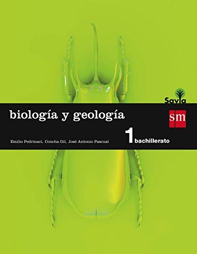 Biología y geología. 1 Bachillerato. Savia - 9788467576528: Biologia y geologia 1 Bachillerato ⭐