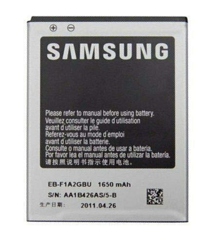 BATTERIA per SAMSUNG EB-F1A2GBU 1650mAh I9100 GALAXY S2 PLUS GT I9105
