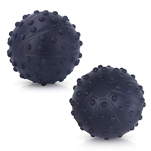 Semme Massage Ball,Best Myofascial Tool for Trigger Point Release Deep Tissue Massager Natural Muscle Relaxer for Full Body,Back