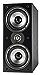 Polk Audio Monitor 40 Series II Bookshelf Speaker - Big Sound, High Performance | Perfect for Small or Medium Size rooms | Black, Single (Renewed)