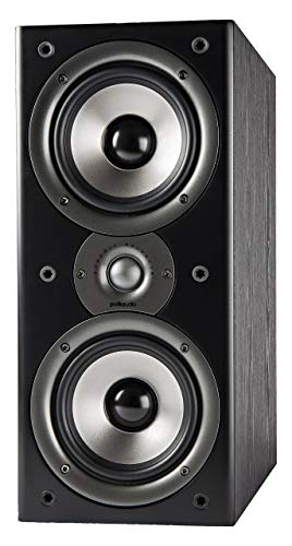 Polk Audio Monitor 40 Series II Bookshelf Speaker - Big Sound, High...