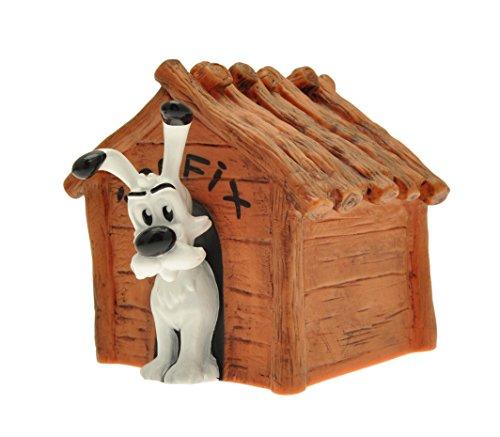 Plastoy 80070 - Idefix Hundhütte - Mini-Sparschwein