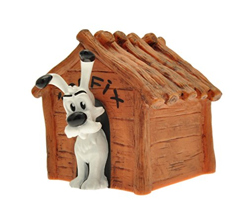 Plasplug Toy 80070 – Mini TIRELIRE Caseta de Perro ideafix