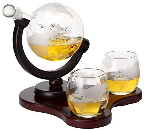 Globe Liquor Decor Holder