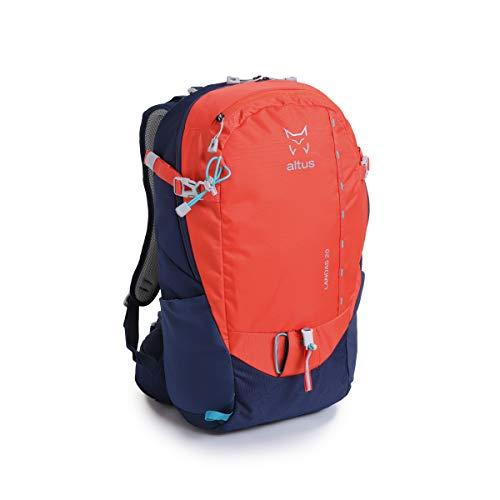ALTUS - Mochila Trekking Landas 20L | Mochila para Montañismo, Trekking, Daypack | Espalda Ventilada | Diseño Compacto y Ajustable, con Compartimentos