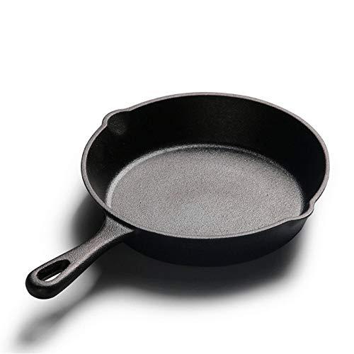 Why Choose UXZDX Frying Pan, Cast Iron Pan, Non-stick Pancake Pan Gas Pan, Wok Household Cast Iron Egg Pan