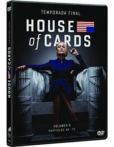 House Of Cards - Temporada 6 [DVD]