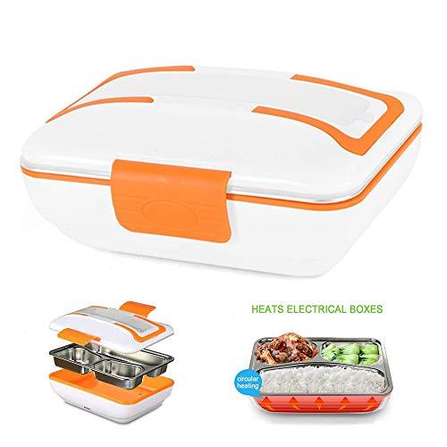 Winnes Lunchbox, elektrisch, verwarmbaar, draagbaar, voor maaltijden HB01