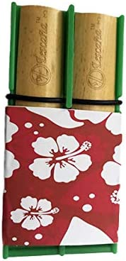 Green Wholesale Tenor Saxophone Bargain sale Hibiscus Rockin' Reed Holder Lesca by
