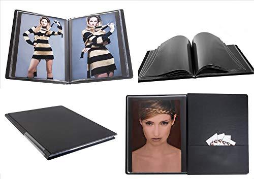 Modelbook,Modelbuch,Modelmappe,Portfoliobuch,Portfoliomappe, Präsentationsmappe