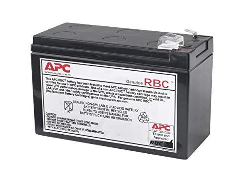 APC APCRBC114 USV Batterie schwarz