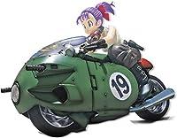 フィギュアライズメカニクス ドラゴンボール ブルマの可変式No.19バイク 色分け済みプラモデル