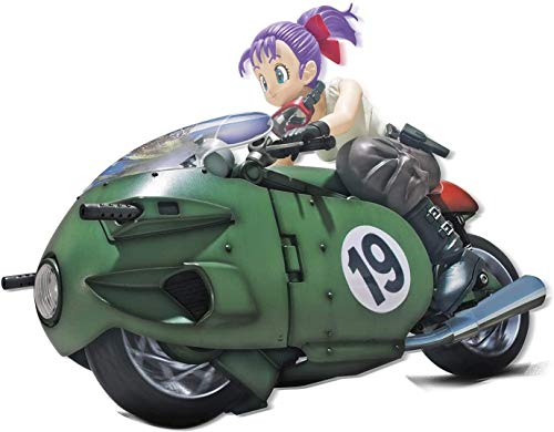 Dragonball Z – Figuren Bulma's Bike Figure-Rise Mechanics [