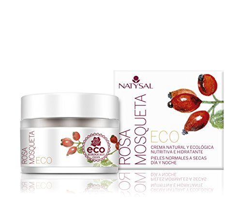 Natysal Crema Rosa Mosqueta Eco - 50ml