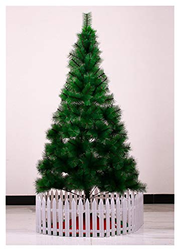 DFGH Prevent Rust Stability Artificial Christmas Tree, Sturdy Metal Tree Base Provides Stability To Keep Your Tree Standing Tall & Prevent Breakage To Keep Your Tree Standing All Seasons 1127
