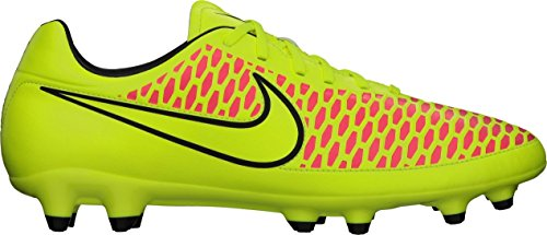 Nike Men's Magista Onda FG Volt/Black/Hyper Punch/Volt Sneaker 6.5 D - Medium