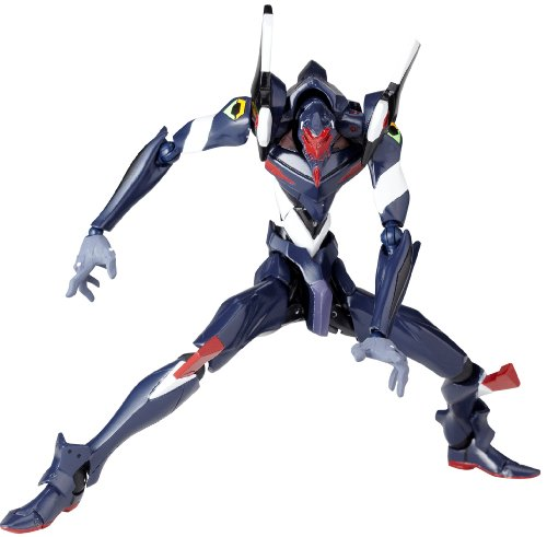 Revoltech: Evolution EVA-03 (#106) [Toy] (japan import)