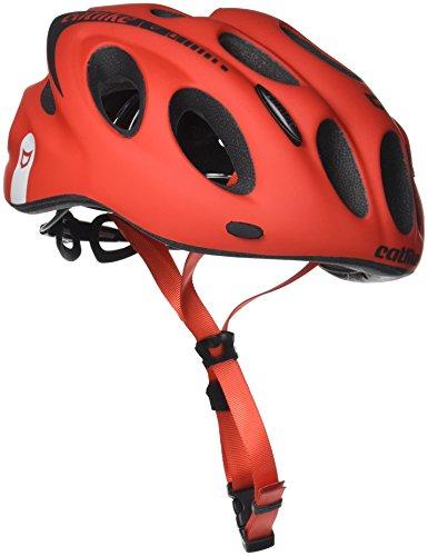 Catlike Kompact'O CV Casco de Ciclismo, Unisex Adulto, Rojo (Red Matt), S 51-54 cm