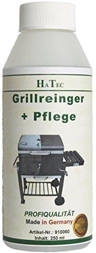Grillreiniger + Pflege 250ml HaTec verleiht ihrem Grill EIN Neuaussehen auch für stark verwitterte Lacke, Grill-Reiniger, Grill-Pflege