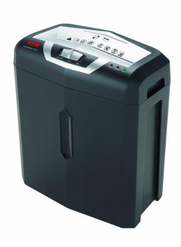 Aktenvernichter HSM shredstar S10, Sicherheitsstufe 2, 10 Blatt (Streifenschnitt) mit CD-Schredder