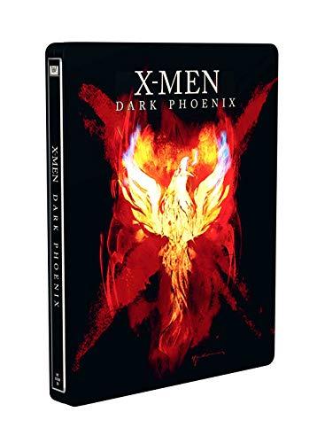 Blu-Ray - X-Men: Dark Phoenix (Steelbook) (1 BLU-RAY)