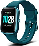 Fitpolo Fitness Tracker, Smart Watch Step Trackers with Heart Rate Monitor, IP68 Waterproof 1.3 Inch Color...