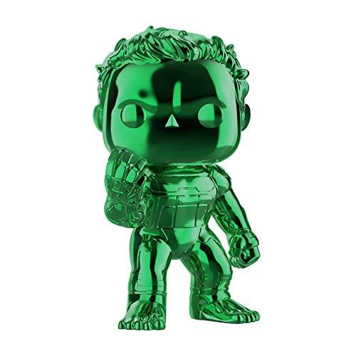 Funko Juego Final DE LOS Vengadores - Hulk Green Chrome MCM EXC Pop! Vinilo Figura # 499