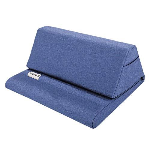 PowerBH Multifunktions-Tablet-Ständer-Halterung Tragbares Schlafzimmer-Büro-Ständer-Kissen Einfarbig Desktop-Ständer-Matte
