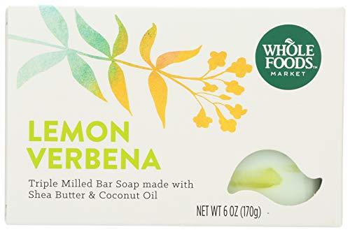 Whole Foods Market, Triple Milled Soap, Lemon...