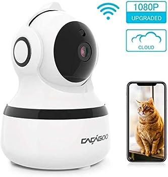 Cacagoo Security 1080P Wireless IP Camera
