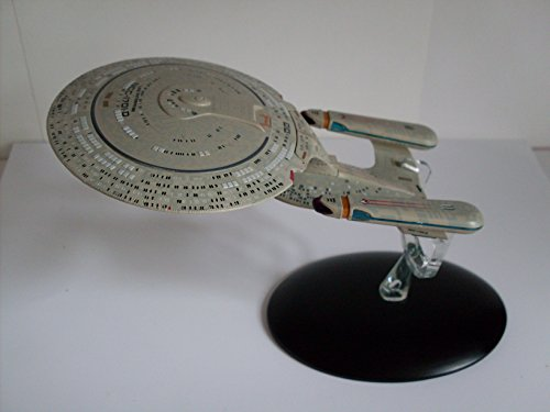 U.S.S. Enterprise NCC-1701-D Star Trek Fertigmodell, Standmodell