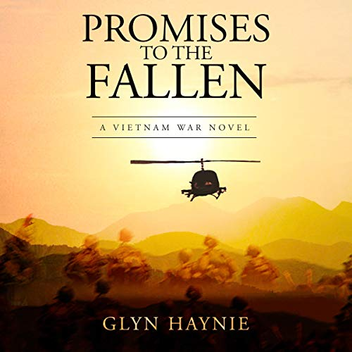 Promises to the Fallen: A Vietnam War Novel audiobook cover art