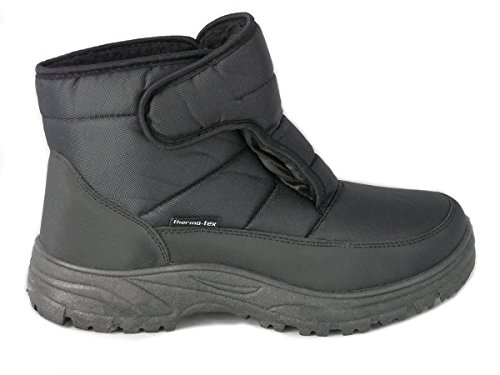 Cushion Walk Thermo-Tex Fleece Lined Men's Snow Boots Size 7-11 (9 UK / 43...