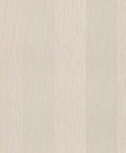 Textiltapete Rasch Textil Sky 074269 Streifen Balken creme braun