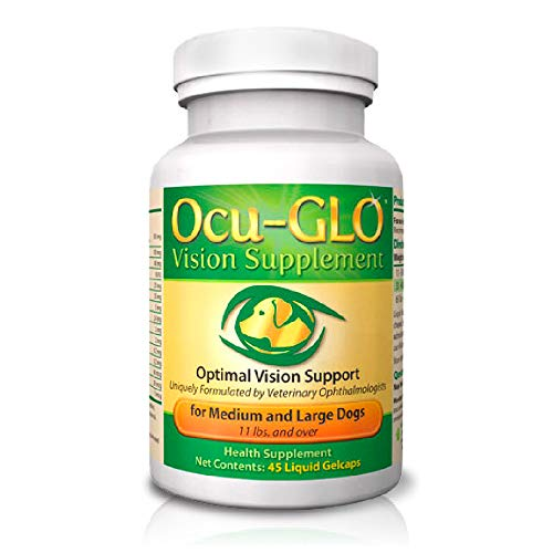 Ocu-GLO Vision Supplement for Med/Lg Dogs, Animal...