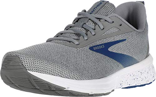 Brooks Anthem 3 Grey/Alloy/Blue 7 D (M)