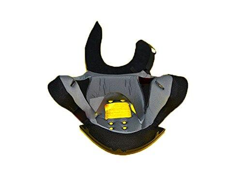 Innenraum Grau Klima Komfort für Helm NOLAN N90Jahr 2011Größe XXL