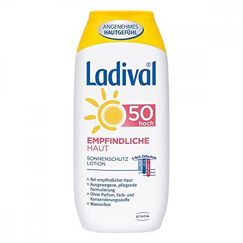 Ladival empfindliche Haut Lotion LSF 50, 200 ml
