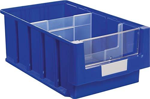 Regalkasten VKB L400xB230xH150mm blau...