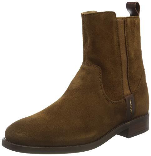 GANT FOOTWEAR Damen FAYY Mode-Stiefel, Tobacco Brown, 41 EU
