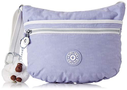 Kipling Damen Arto S Umhängetasche, Violett (Active Lilac Bl), 25x21x3 centimeters
