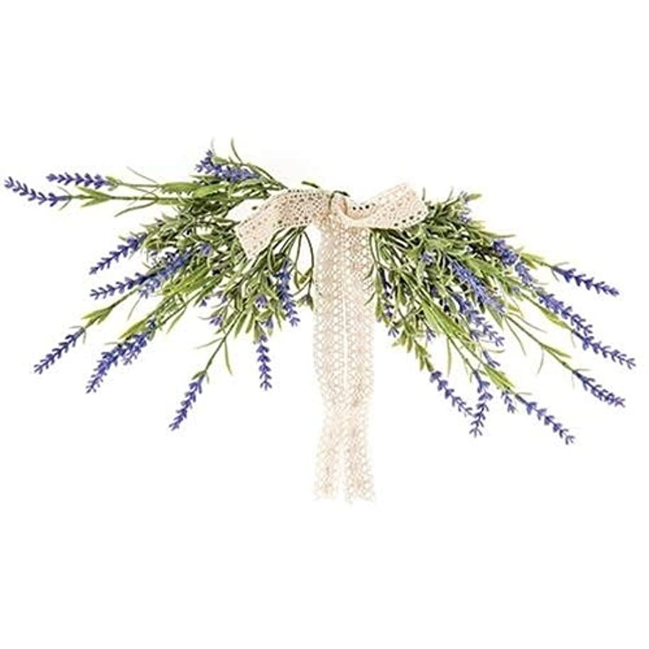 Country Crafts English Lavender Swag FISB69335
