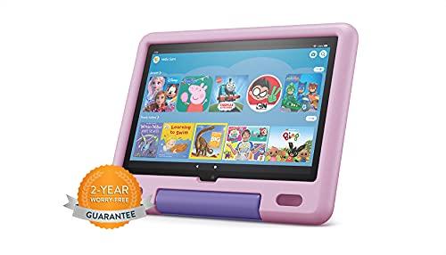 All-new Fire HD 10 Kids tablet | 10.1', 1080p Full HD, 32 GB | Lavender...